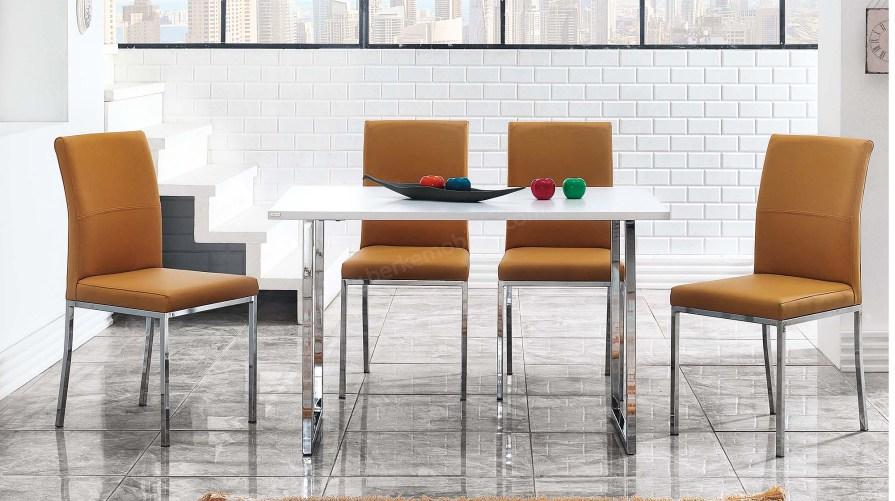 İmge Masa 4 İmge Sandalye Takımı