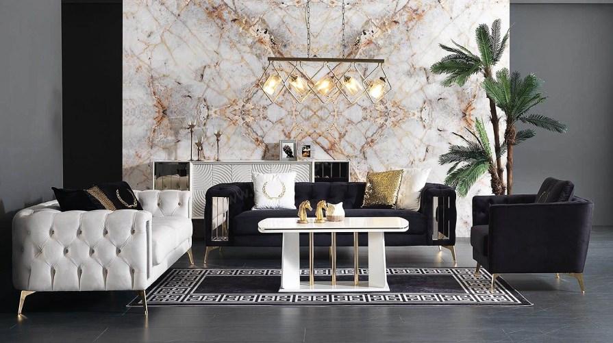 İnci Luxury Koltuk Takımı
