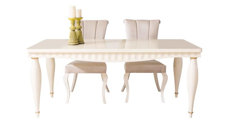 Yasemin Avangard Yemek Masası Sandalye