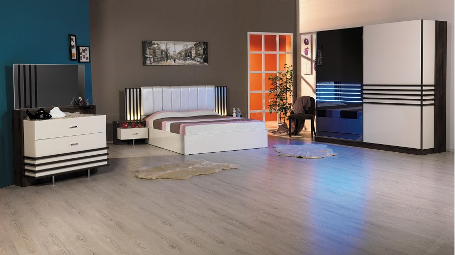 İzmir 2 kp Yatak Odası Takımı