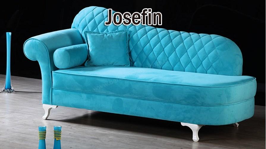 Jozefin Dinlenmeli Koltuk