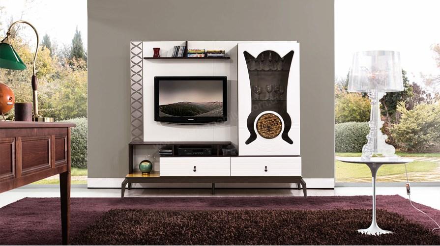 Kelebek Modern Tv Ünitesi