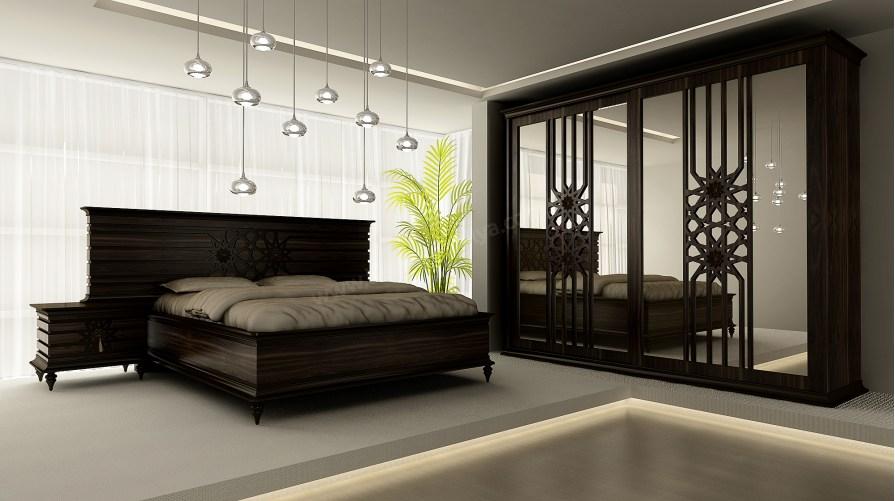 Künde Yatak Odası Takımı Mobilyası