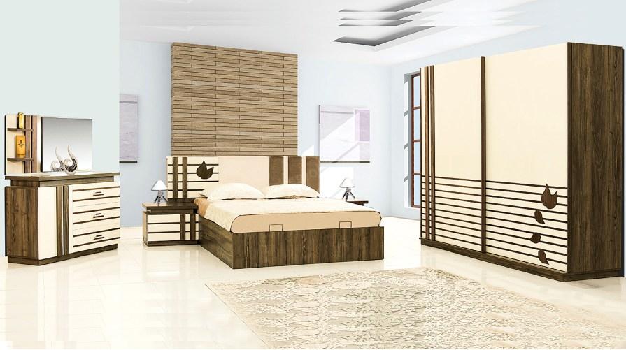 Laleli Yatak Odası Takımı