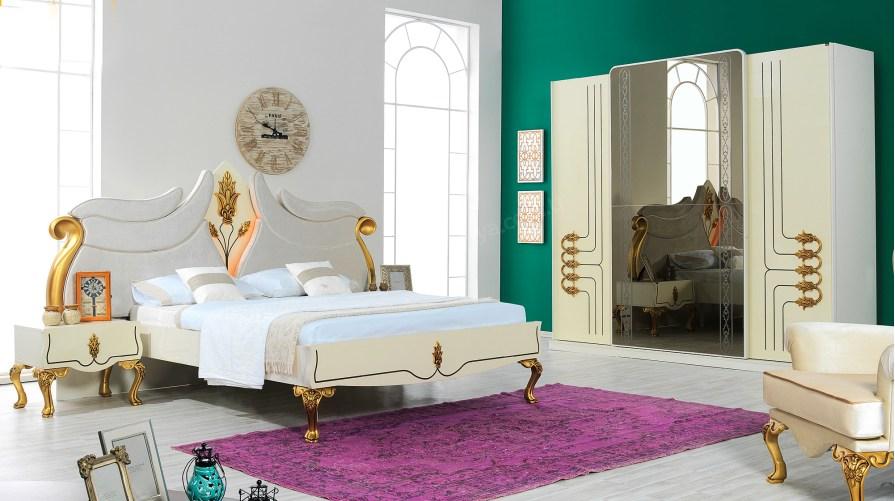 Lale Klasik Yatak Odası Takımı