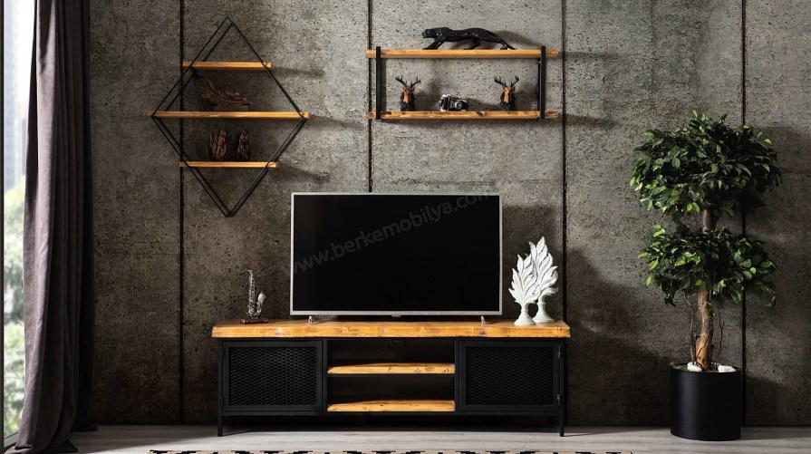 Stark Vintage Tv Ünitesi