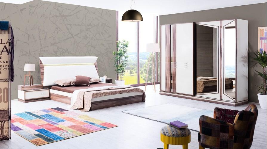 Linda Modern Yatak Odası Takımı