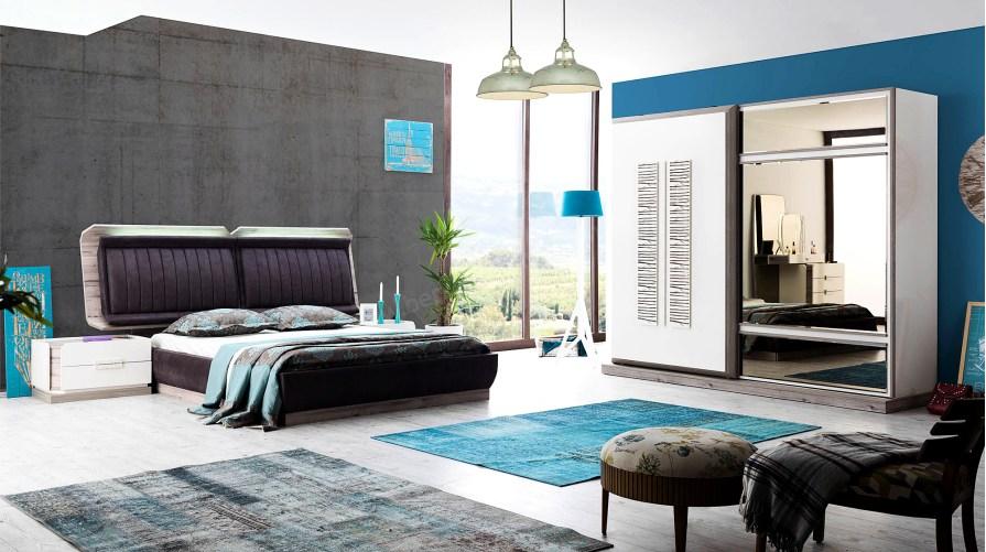 Lodos Modern Yatak Odası Takımı