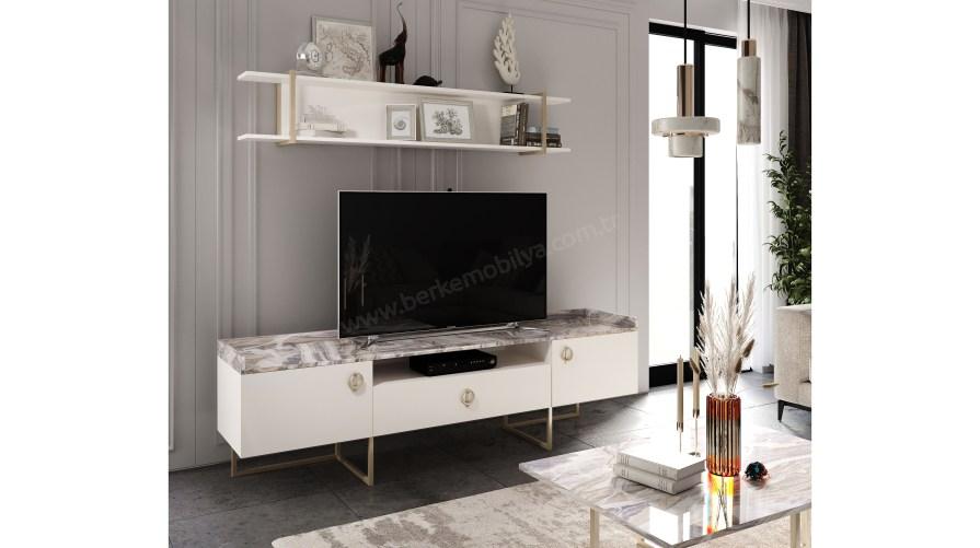 Lotus Metal Tv Ünitesi 1