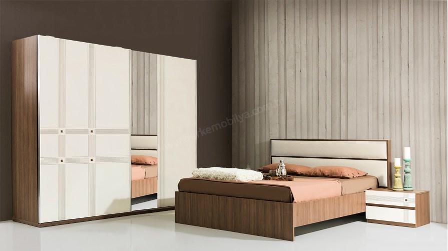 Lua Modern Yatak Odası Takımı