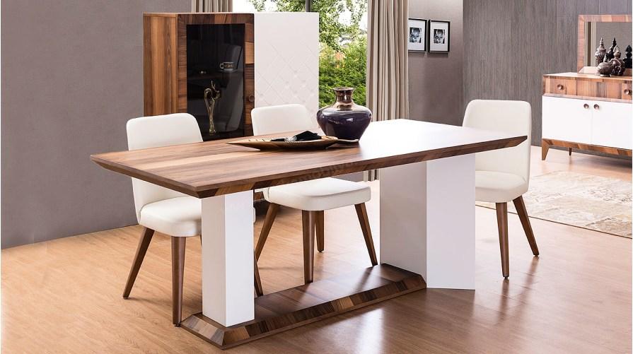 Lukka Modern Yemek Masası Sandalye