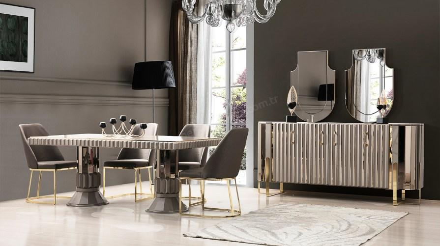 Floransa Luxury Yemek Odası Takımı