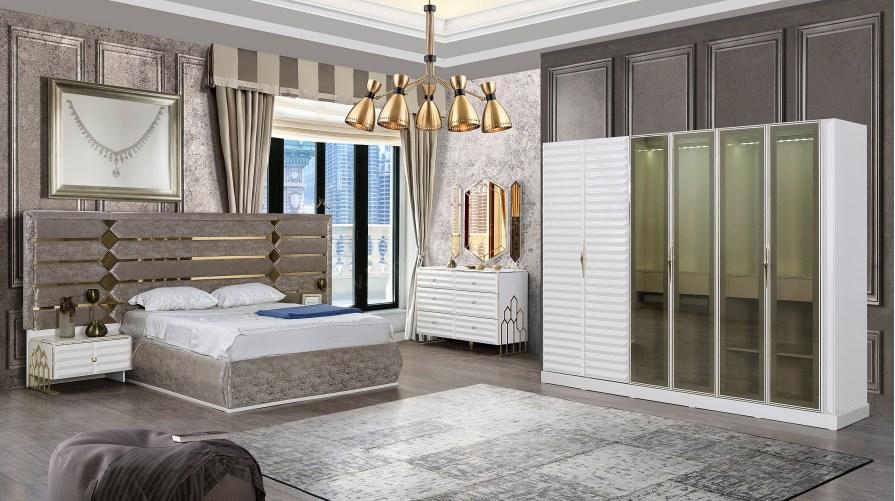 Afili Luxury Yatak Odası Takımı