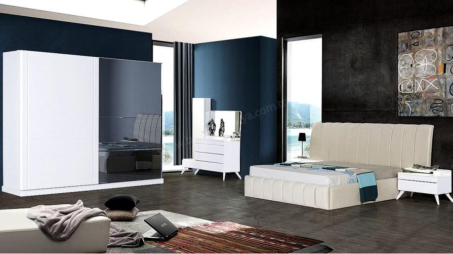 Piassa Modern Yatak Odası Takımı