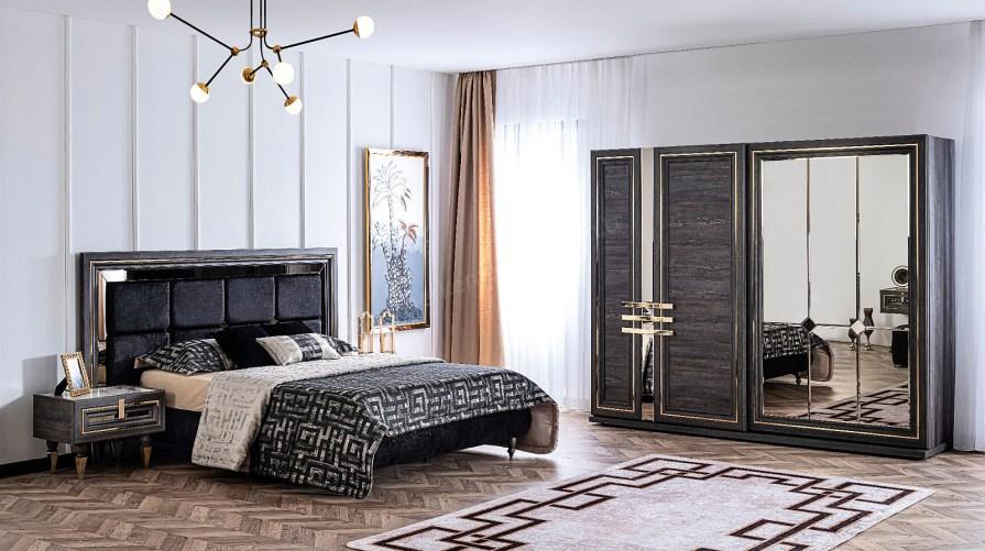 Madrid Frig Yatak Odası Takımı