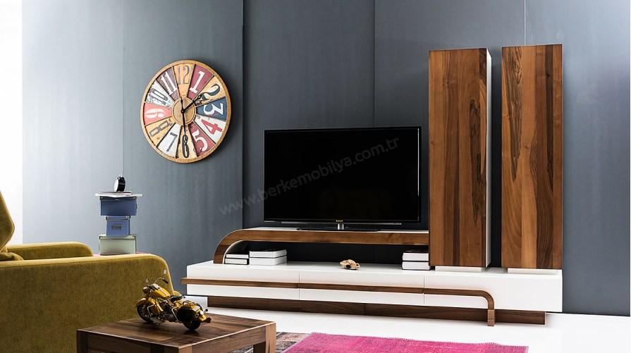 Magnum Modern Ahşap Tv Ünitesi