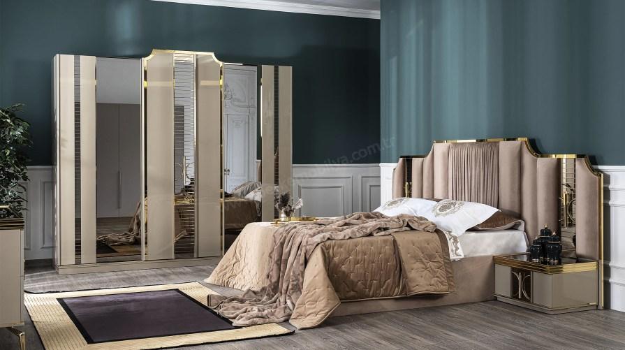 Majestik Yatak Odası Takımı