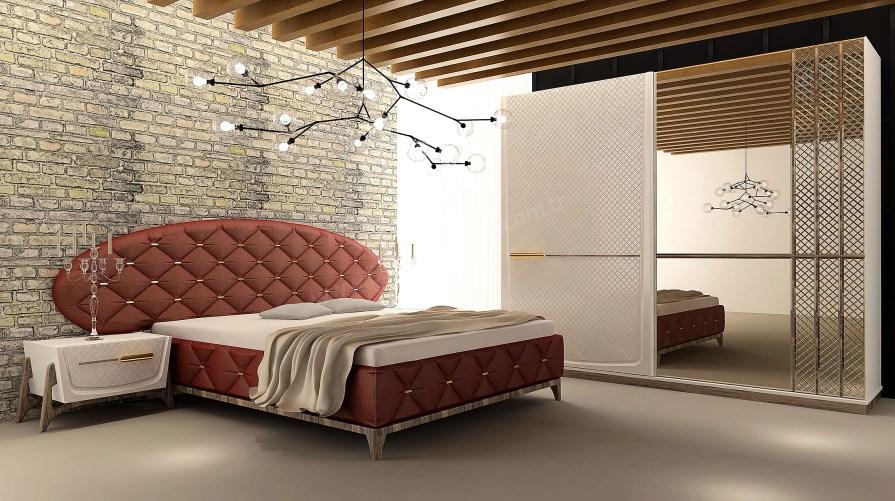 Metropolitan Yatak Odası Takımı