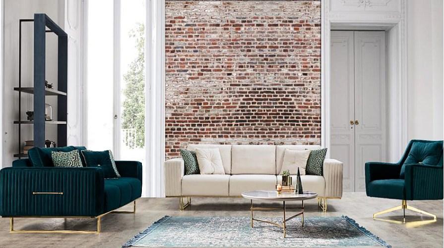 Mina New Luxury Koltuk Takımı