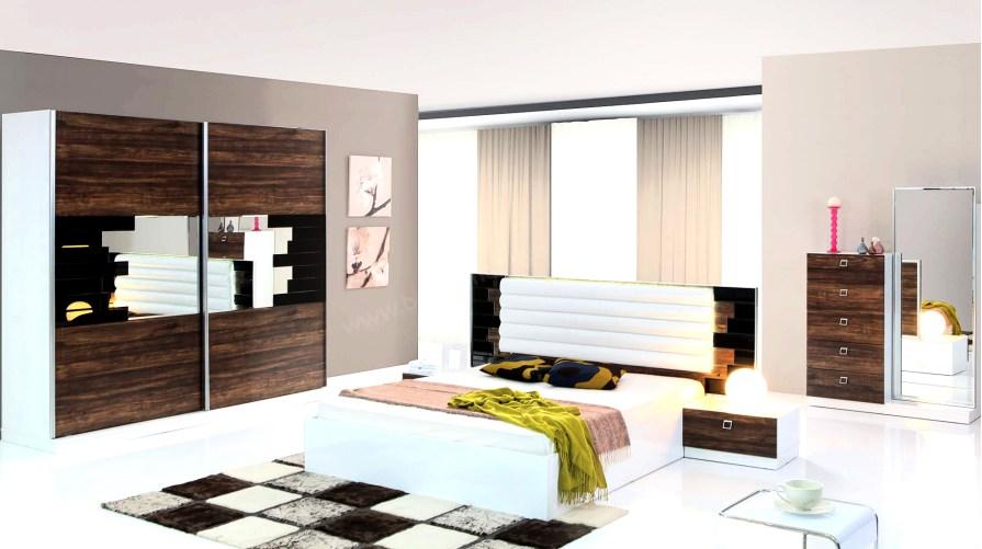 Milan Modern Yatak Odası Takımı