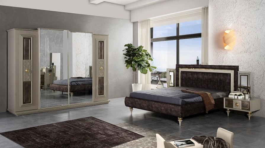 Mimoza Avangarde Yatak Odası Takımı