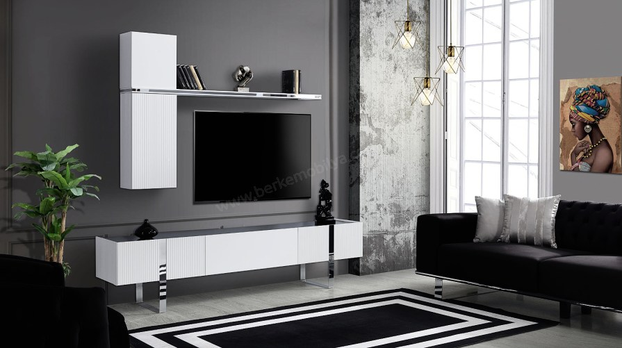 Mono Luxury Duvar Ünitesi