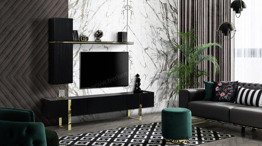 Mono Luxury  Duvar Ünitesi Two