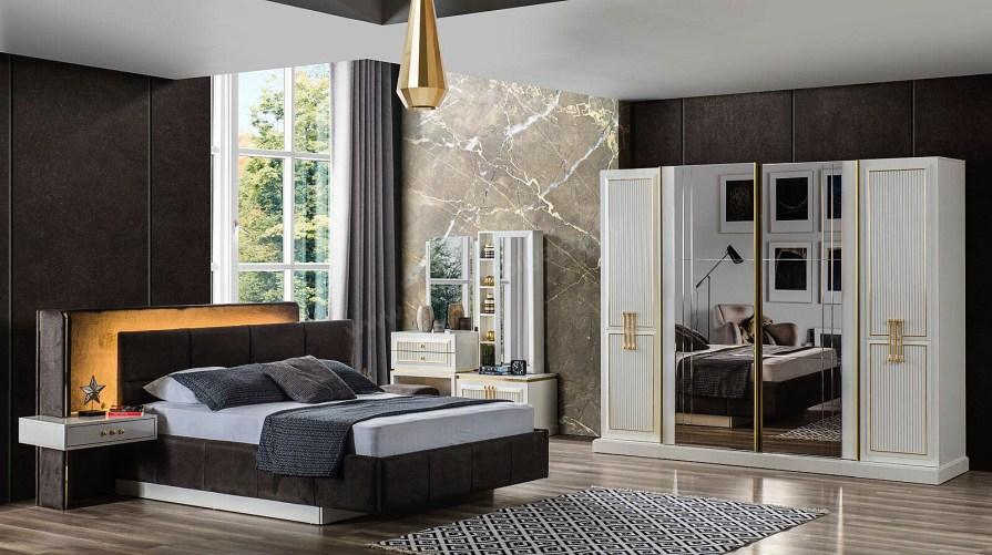Mina Luxury Yatak Odası Takımı