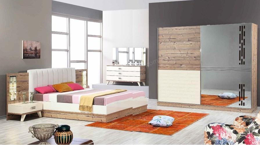 Mono Yatak Odası Takımı OUTLET