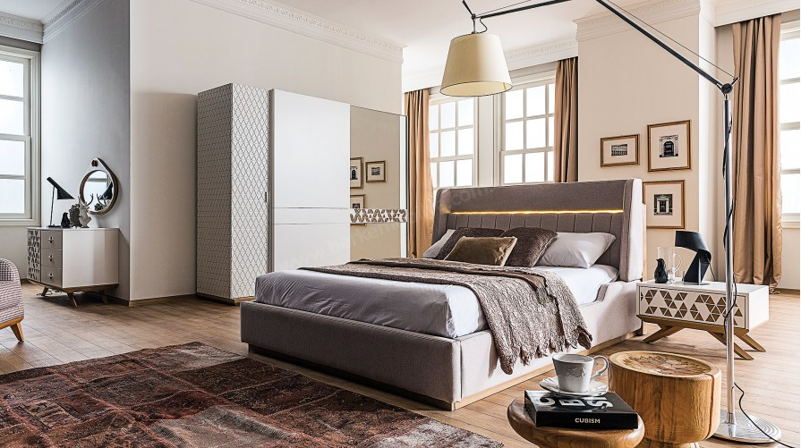 Monaco R1 Yatak Odası Takımı