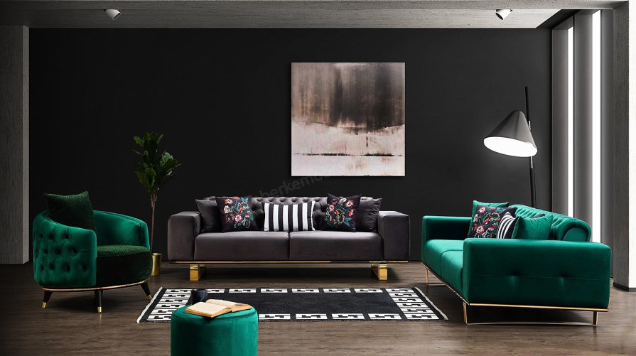 Mono Luxury Koltuk Takımı