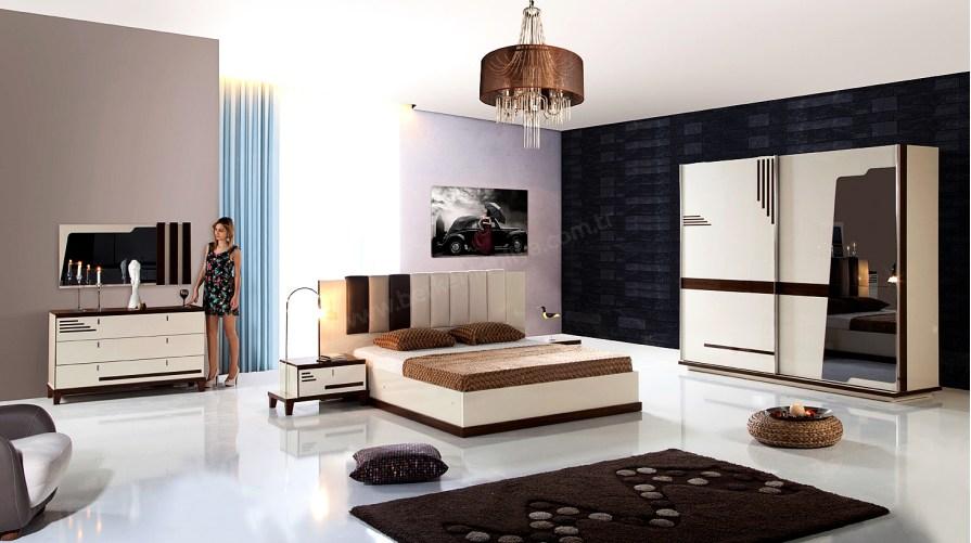 Nazar Modern Yatak Odası Takımı