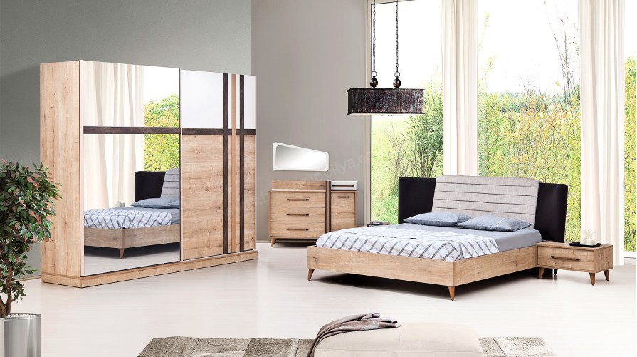 Nevin Modern Yatak Odası Takımı