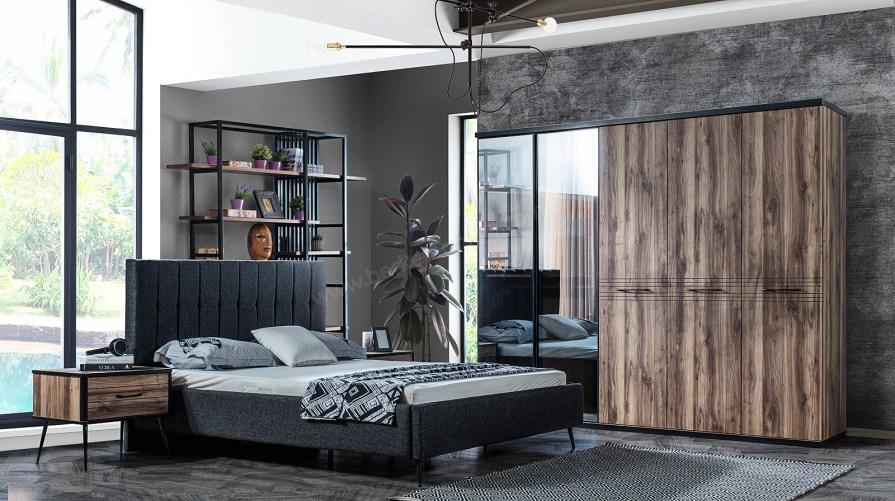 Nisa Modern Yatak Odası Takımı