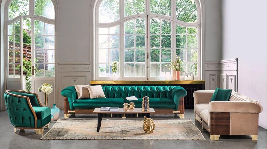 Nish Luxury Koltuk Takımı