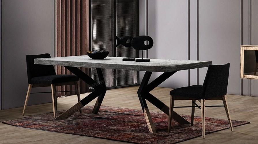 Delta N05 Yemek Masası Set