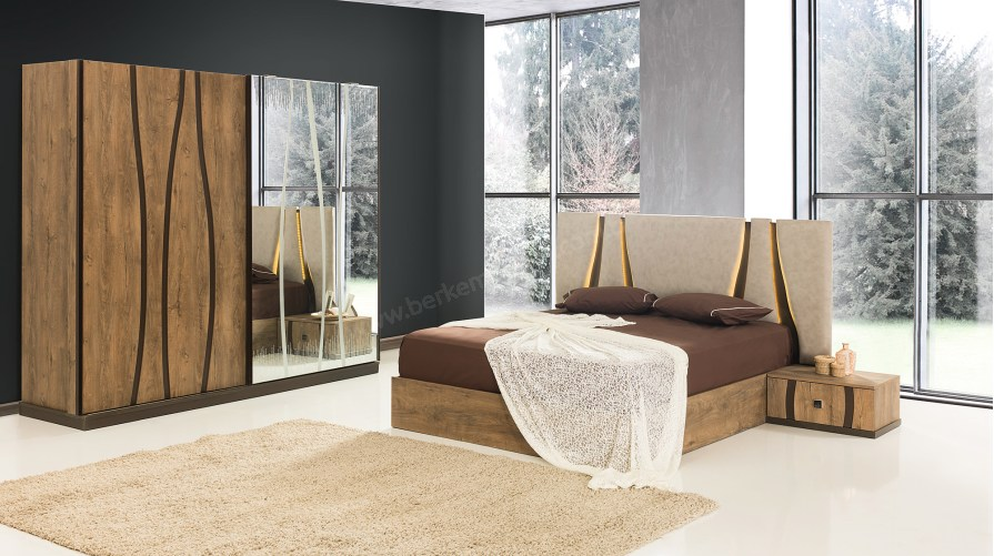 Nova Modern Yatak Odası Takımı