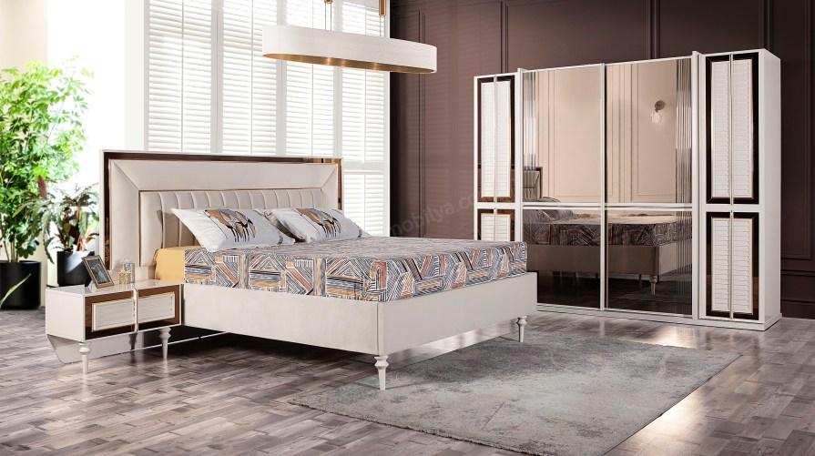 Olivya Luxury Yatak Odası