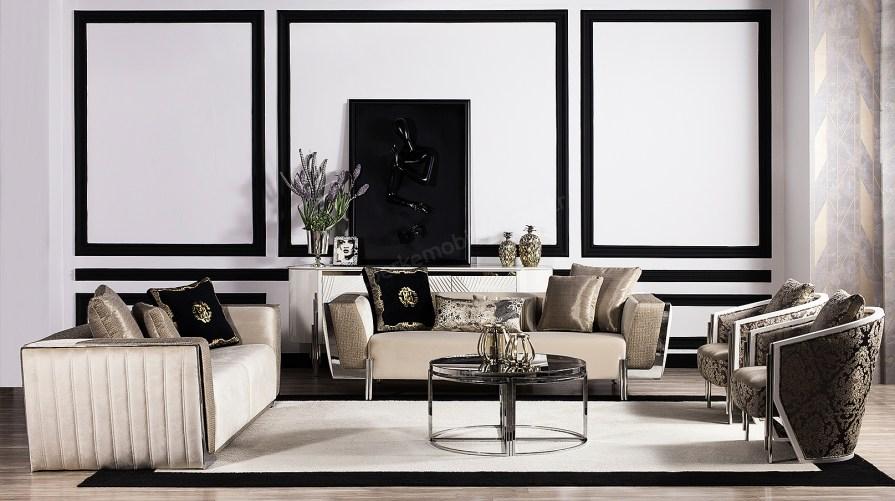 Pandora Luxury Salon Takımı