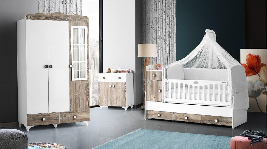 Patik Bebek Odası Takımı