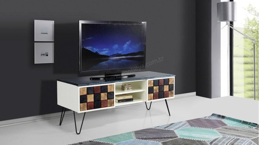 Prt 101 Tv Sehpası Renk