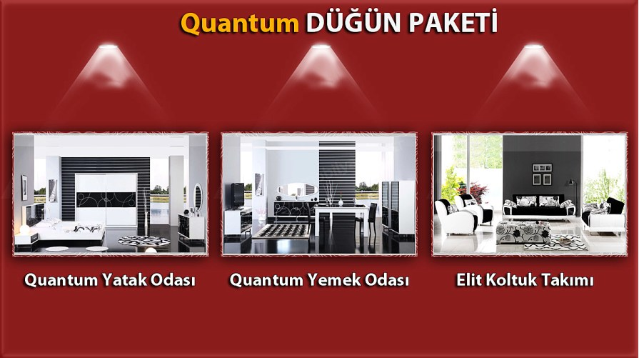 Quantum Modern Düğün Paketi