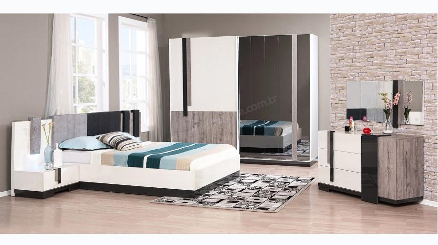 Rio Yatak Odası Takımı Modern