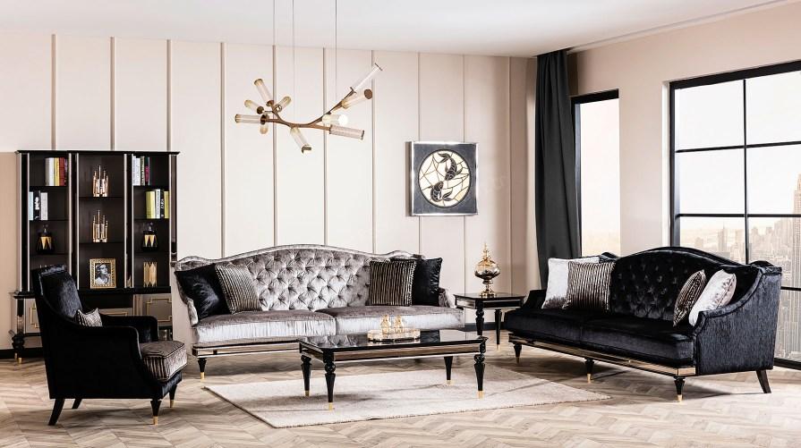 Retro Luxury Koltuk Takımı