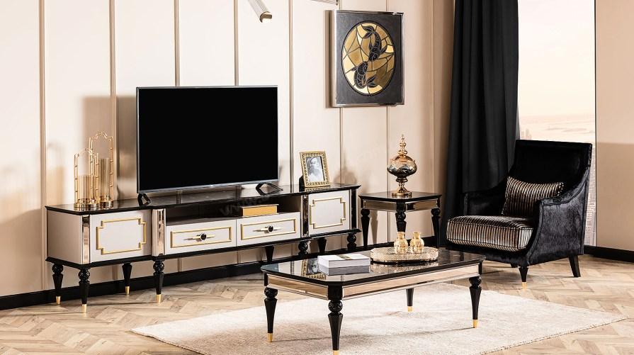 Retro Luxury Duvar Ünitesi
