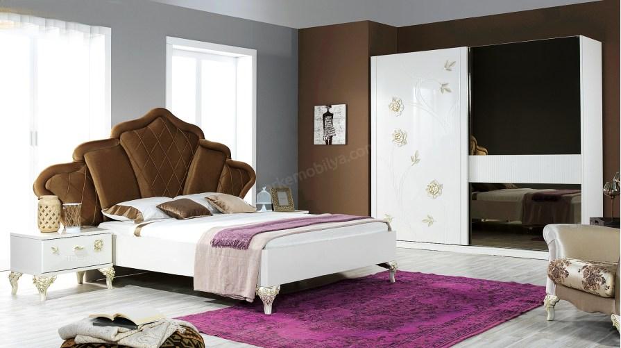 Rose Yatak Odası Takımı