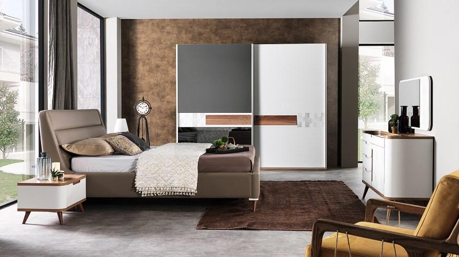 Royal Modern Yatak Odası Takımı