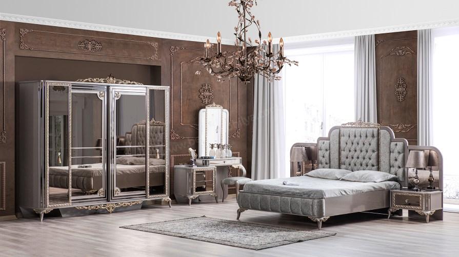 Safir Klasik Yatak Odası Takımı