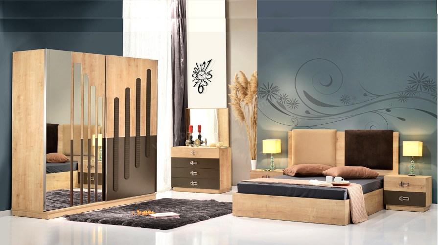 Safran Modern Yatak Odası Takımı