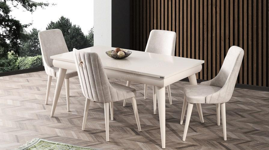 Sahara Yemek Masası Sandalye Set